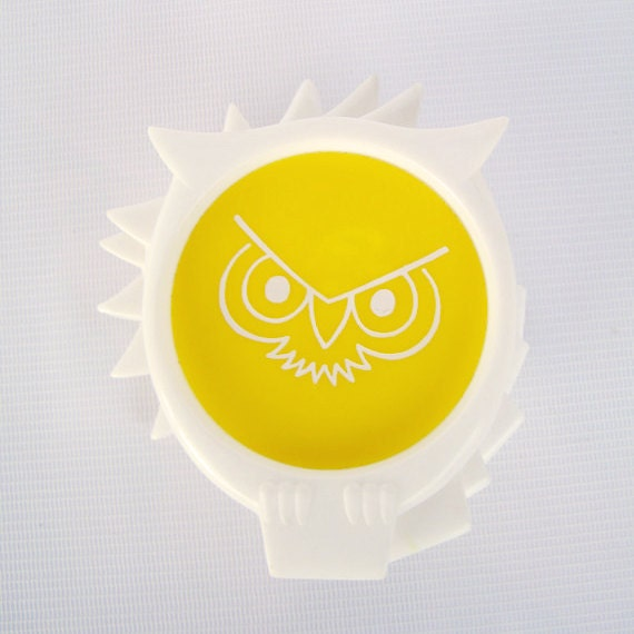 1970 Hoot Owl Coaster Set