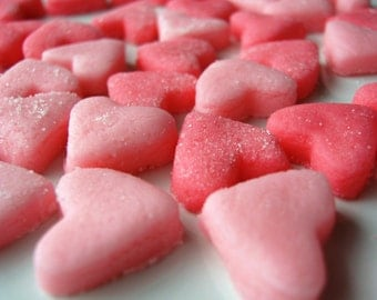 Sweetheart Mini Heart Mints -6 Dozen Cream Cheese Mints