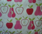 Yard of Alexander Henry Fabric Apples and Pears