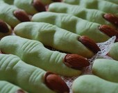 Witch Finger Cookies - 1 Dozen