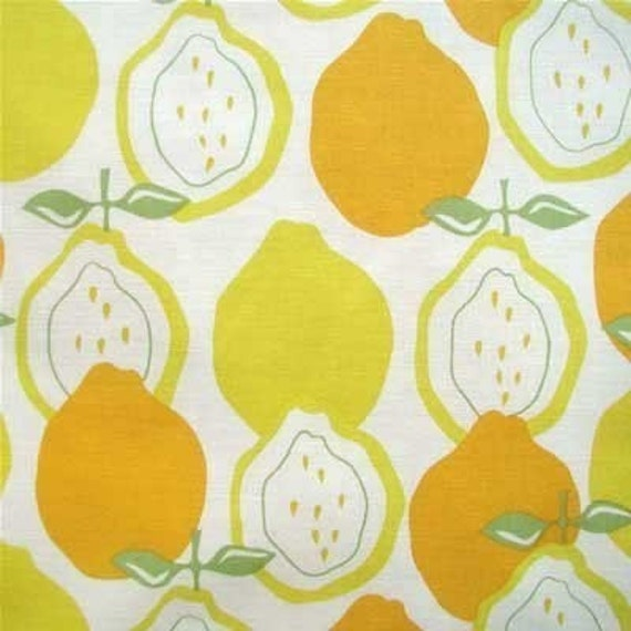 Juicy Lemon Alexander Henry - 1 yard fabric - quilting cotton