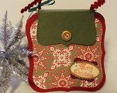 Merry Christmas Gift Bag Purse.