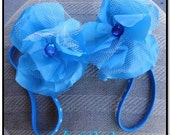 Hollywood Blue Headbands