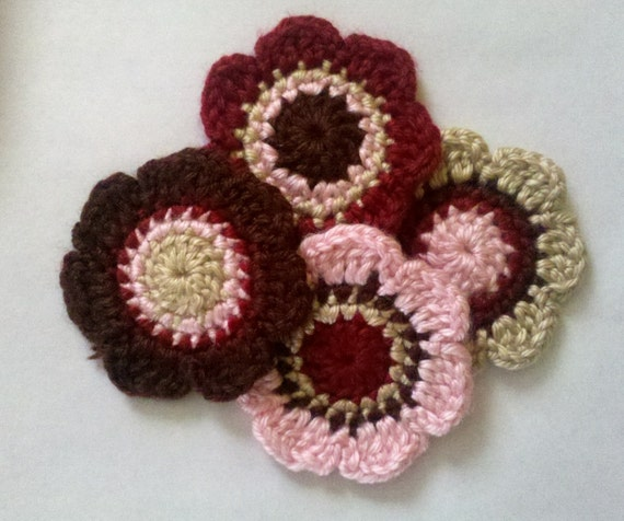 how to set color in crochet projects