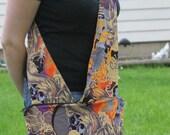 LONG - Sling Bag - Purple Dragon