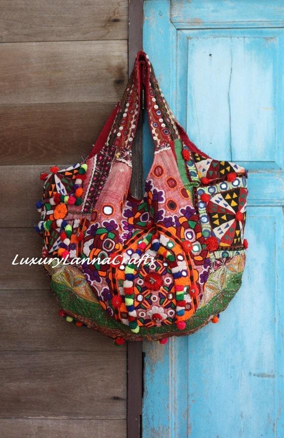 Luxury Tribal Carryall Bag L232-L2