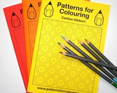 Bundle: Patterns for Colouring Booklets 1-3