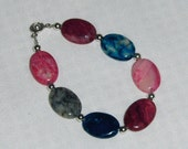 Just For Fun Dyed African Opal Bracelet - kwb0005 Gift Ideas
