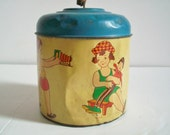 Vintage Musical Toy - 1930s, Children