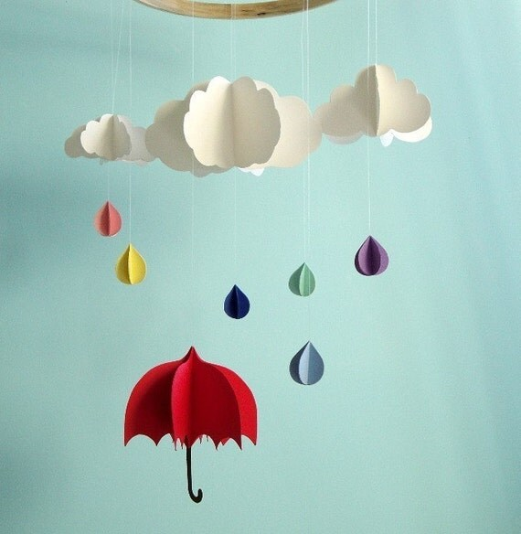 Red Umbrella -- 3D Mobile