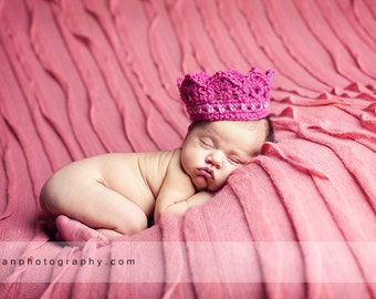Newborn Jeweled Crown