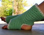 Pattern for Crochet Socks ---Yoga, ballet, dance, pilates---