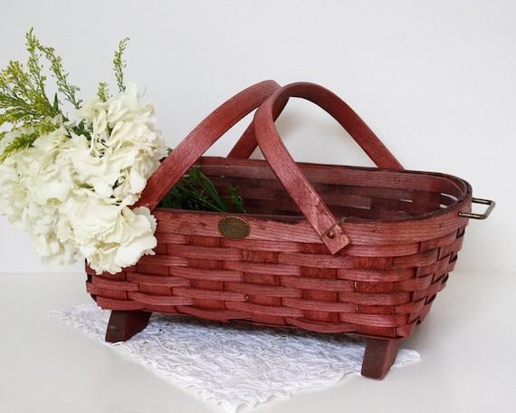 Large Redwood Basket