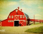 Heritage Barn  12x18 Fine Art Photo