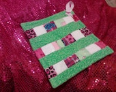 Hot Pad Pot Holder Quilted