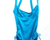 FLASH SALE Vintage 1970s Rose Marie Reid Swimsuit S/M