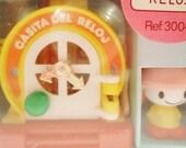 Clock Box. Tomy 80s Toy