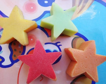 My LoT little 80s 23 Kawaii Erasers