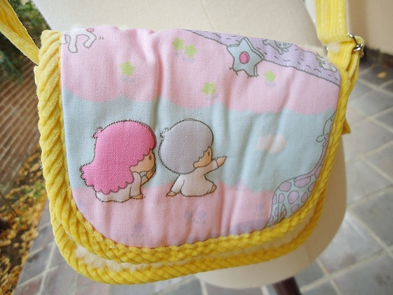 Reserved for an angel.Thanks.The Little Twin Stars Sholder bag.1976