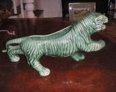 Haeger Stretch Tiger Planter-ON SALE NOW