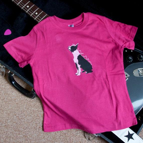 Dinosaur Puppy Organic Cotton Shirt (6T)