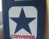 VINTAGE Converse Folding Clip Board