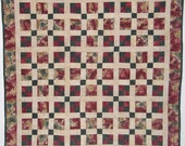 Pike Place Christmas Wall Hanging-Quilt Pattern