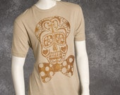 Small Day of the Dead Circus Printed Tee