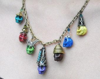 "Necklace -- ""Alas, More Yoricks"""
