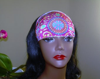 Hippie Headband for sports or Yoga double sided