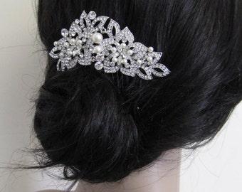 Wedding hair accessories Wedding hair piece Wedding comb pearl Bridal hair comb Wedding hair jewellery Bridal hair piece Wedding comb bridal