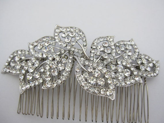 Wedding hair comb bridal hair accessory wedding headpiece bridal hair comb wedding hair jewelry bridal accessory wedding hair piece bridal