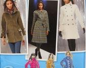Simplicity Modern Coat Pattern 2508