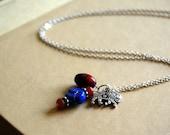 Indian Elephant Necklace