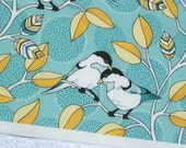 Love Birds  -  Original Fabric - Fat Quarter