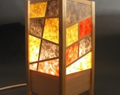 graphic paper lamp - small