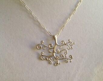 Family Tree Necklace