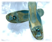Rare Vintage Enzo Angiolini Low Pumps with High Fashion Reserved for Brenda