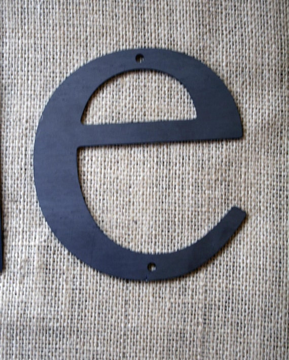 """Lowercase Letter """"e"""" w/ FREE Shipping"""