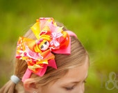 LaLaloopsy Misty Full of Tricks Doll BIG Boutique Bow Headband
