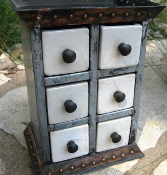 Reserved for Rita:  The Strangest Trinket Box Ever