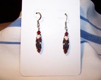 Mini Vampire/Dracula Earrings.