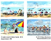 Lake Lover's Note Cards Assortment 9