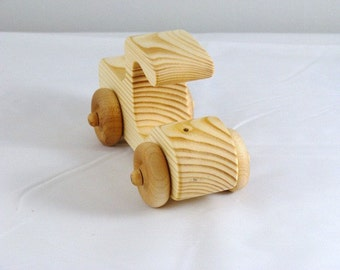 Wooden Fun Pickup Truck