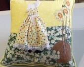 Sunbonnet Sue Pillow