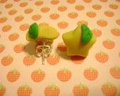 KH: Kingdom Hearts Paopu Fruit Earrings