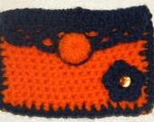 BRONCO Crochet Wallet