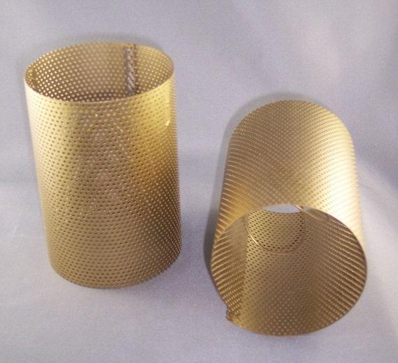 debby vintage industrial metal mesh lamp shades mini 1950s lampshades. Black Bedroom Furniture Sets. Home Design Ideas