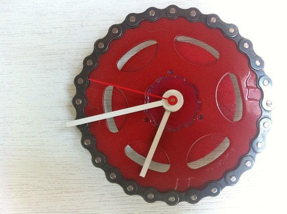 Bike Clock