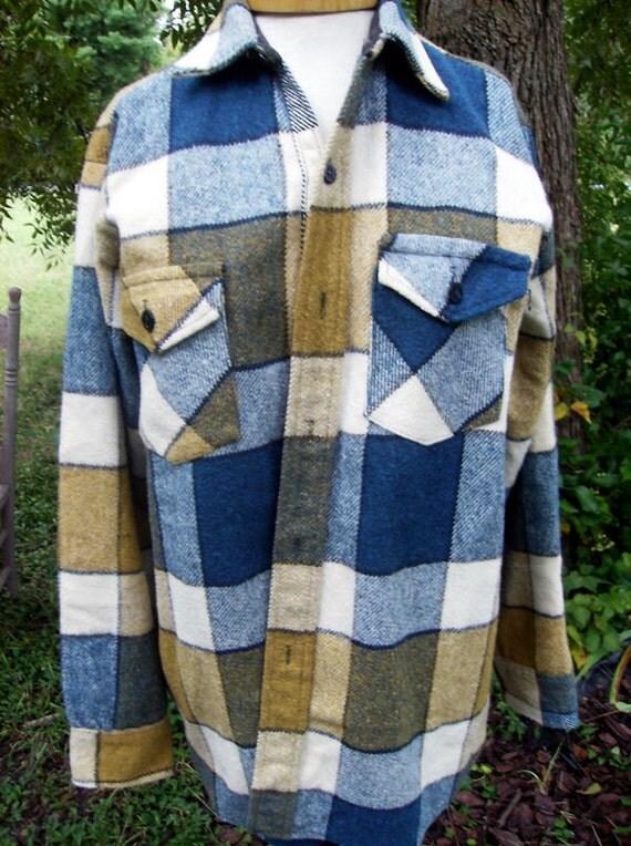 Plaid Frostproof Flannel Shirt